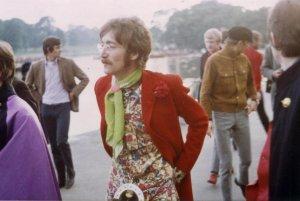 18 сентября 1967 Фотосессия Битлз в Гайд парке
