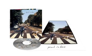 Переиздания дисков Amoeba Gig, Choba B CCCP, Paul Is Live и Wings Over America на CD и цветном виниле (2019)