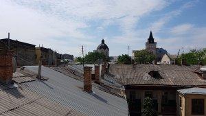 Одесские крыши и купола. В воскресенье сфотографировал.
