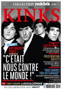 Collection Rock and Folk 10 The Kinks 2019