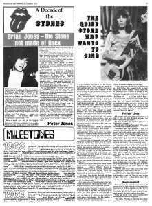 Record Mirror 6 October 1973