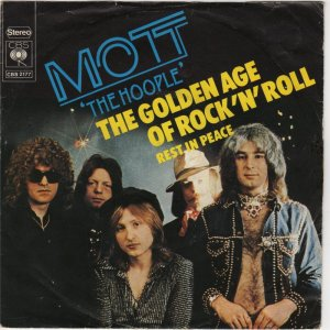 TV - Glam Rock At The BBC  Mott the Hoople – The Golden Age Of Rock 'n' Roll