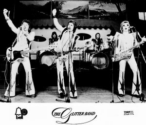 TV - Glam Rock At The BBC   The Glitter Band – Goodbye My Love