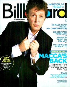 Billboard 19 May 2007