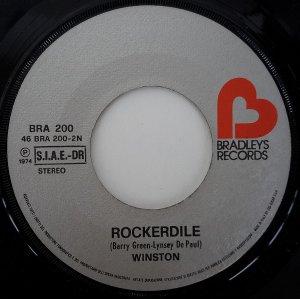 Winston – Mona / Rockerdile