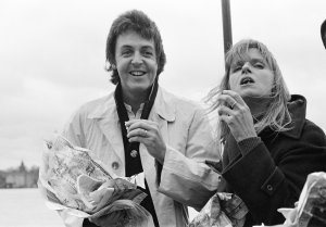 * 22 марта 1978, Лондон, Темза ... *