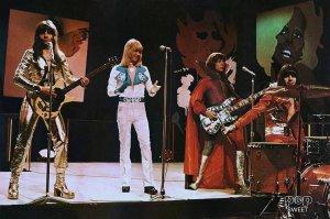 Sweet (Brian Connolly, Steve Priest, Andy Scott, Mick Tucker)