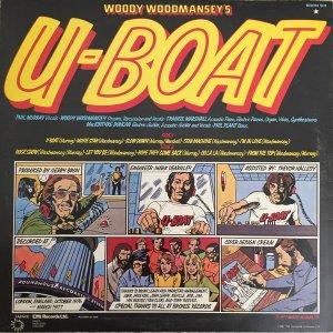 Woody Woodmansey's U-Boat – Woody Woodmansey's