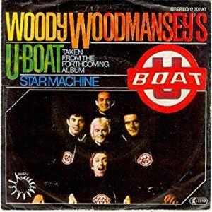 Woody Woodmansey's U-boat