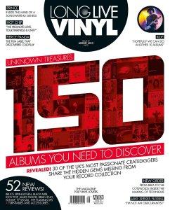 Long Live Vinyl August 2019. 116 стр., 100 Мб, PDF