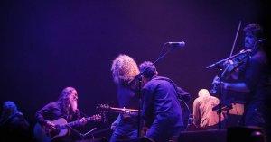 Вчера выступал на Roskilde фестивале.