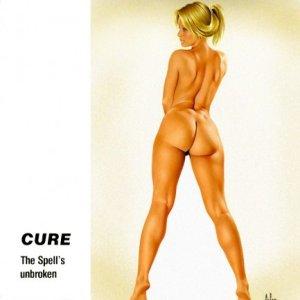 Вот второй бутлег Cure (который я в свое время купил по нормальной цене) тоже с незаконным воспроизведением Асланового творчества.