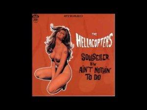 Для полноты обзора по Аслану, бутлег Hellacopters Soulseller. Тоже оттуда.