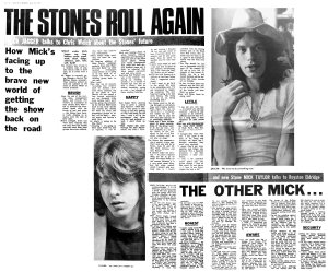 Melody Maker 21 June 1969