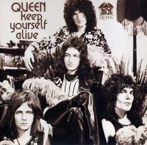 В этот день  Релиз:  6 июля 1973, Queen - Keep Yourself Alive ( UK )