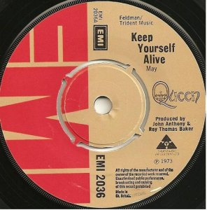 Queen ‎– Keep Yourself Alive
