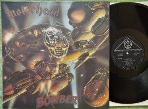 Motörhead - Bomber 1992 SNC Records