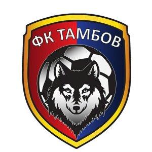 Новый логотип ФК Тамбов.