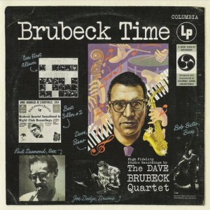 Dave BRUBECK 1955 Brubeck Time