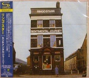 Ringo Starr: Sentimental Journey. [SHM-CD] [Limited Release]
