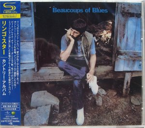 Ringo Starr: Beaucoups of Blues. [SHM-CD] [Limited Release]