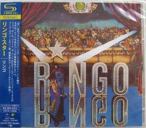 Ringo Starr: Ringo. [SHM-CD] [Limited Release]