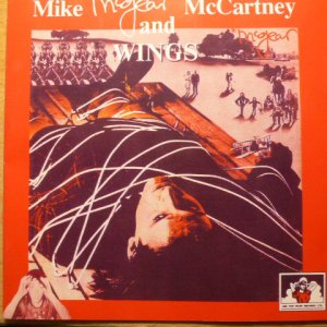 Mike McGear - McGear (with Paul McCartney and Wings)(1974)