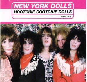 Johnny Thunders, New York Dolls