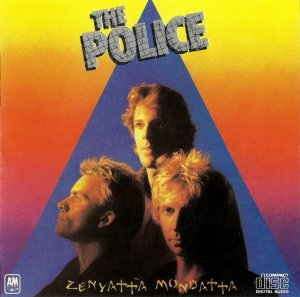 The Police - Zenyatta Mondatta(1980)