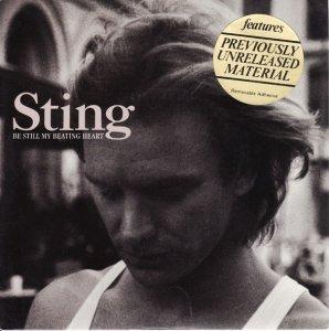 Раз речь здесь зашла о синглах, то можно, пожалуй, рассмотреть и их содержимое. Тьма не тьма, пока поговорим о 39-ти из них, с вашего разрешения.С виниловыми альбомами, которые недавно вышли в ящиках, более менее понятно, но есть и масса других разностей ещё.1.Be Still My Beating Heart 1.Be Still My Beating Heart (Sting's Edit)Saxophone – Branford Marsalis2.Be Still My Beating Heart (LP Version)Saxophone – Branford Marsalis