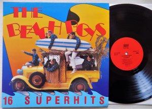 Beach Boys - 16 Superhits