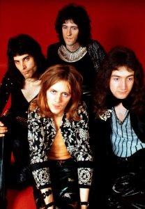 Brian May, Queen 1973