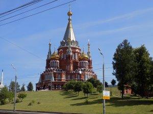 Свято-Михайловский Собор, Ижевск