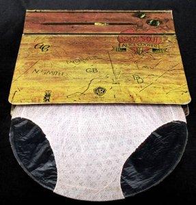 Alice Cooper School's Out Vinyl LP with panties