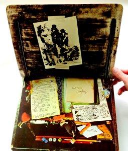 classic Alice Cooper  School's Out Vinyl LP package
