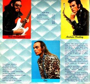 Roxy Music Roxy Music (1972)