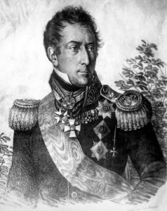 Градоначальник Ланжерон Александр Фёдорович. Арка Ланжерона