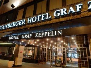Отель Граф Цеппелин в Штутгарте