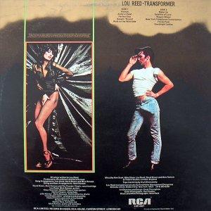 Lou Reed Transformer (1972)
