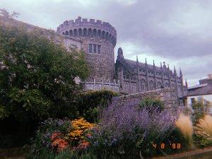 Дочкин объектив на этот раз в Дублине.