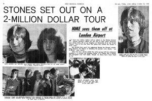 New Musical Express 25 October 1969