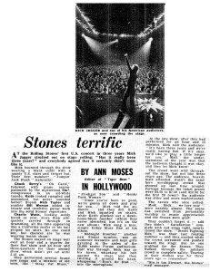 New Musical Express 22 November 1969