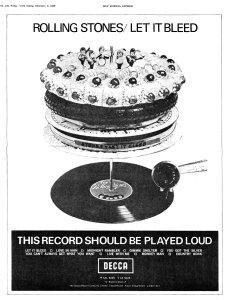 New Musical Express 6 December 1969