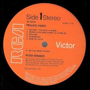 Peter Straker