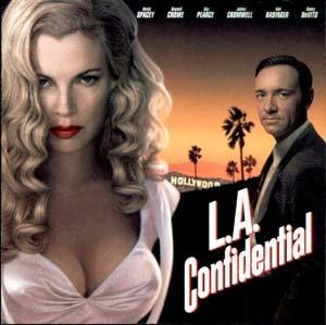 Крутой полицейский боевик - L.A. Confidential (1997) и главная музыкальная тема Джерри Голдсмита.