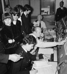 11 августа 1966 Хитроу