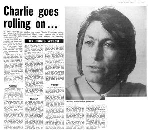 Melody Maker 2 August 1969