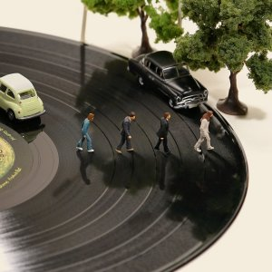 50-летие создания обложки Abbey Road!