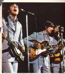 13 августа 1966:  Финальный североамериканский тур. Концерт Битлз: Olympia Stadium, Детройт