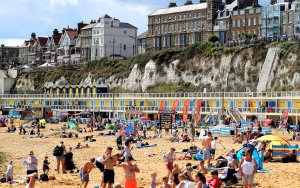 Broadstairs, Kent by Gareth Fuller